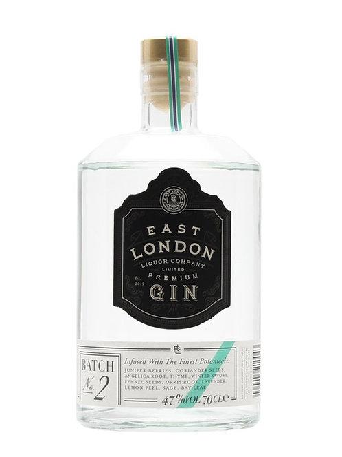 East London Liquor Premium Gin Batch 2
