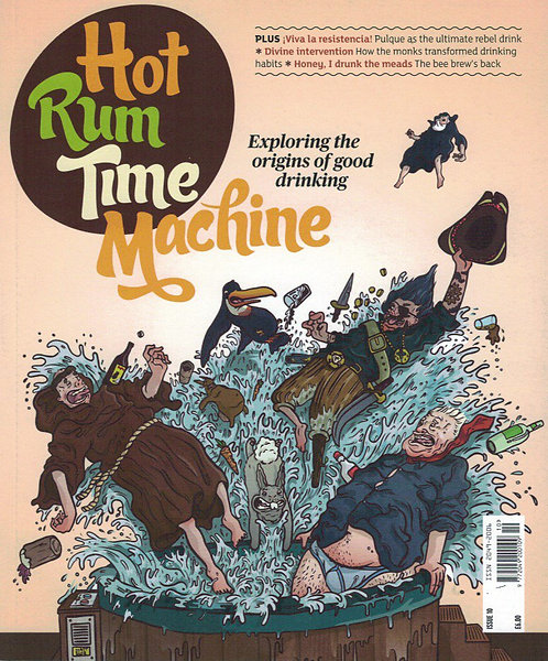 Hot Rum Cow Issue 10. Time Machine