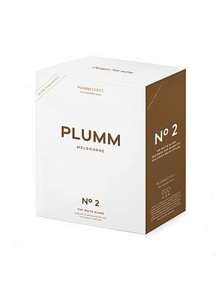 Plumm No.2 White