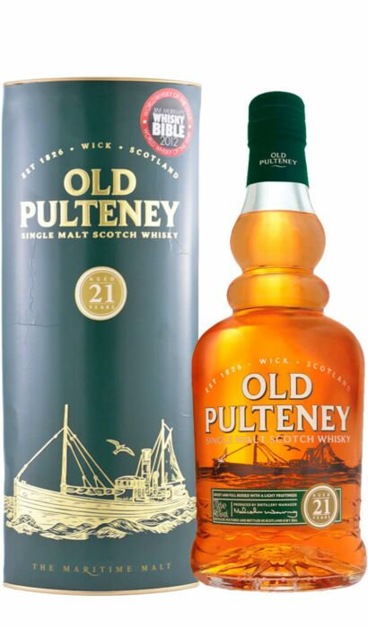 Old Pultney 21yo Single Malt