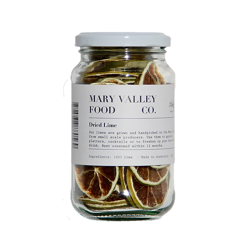 Mary Valley Food Co. Dried Lime