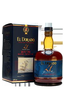 El Dorado 21yo 700ml