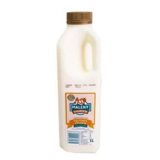 Maleny Farmer's Choice Milk 1lt