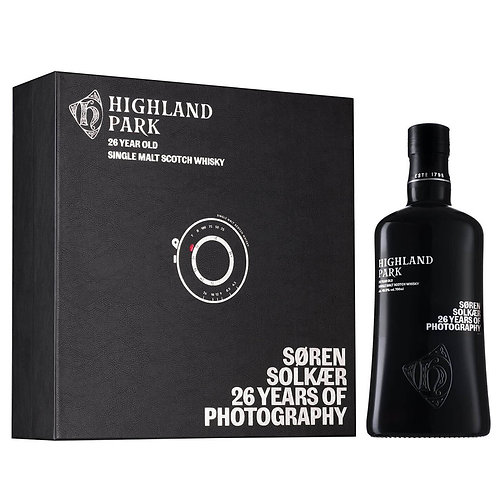 Highland Park Soren Solkaer 26 Year Old Single Malt Whisky 700ml 40.5%