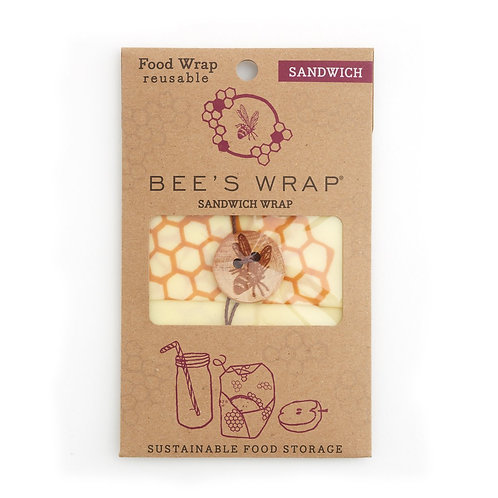 Bee's Wrap Sandwhich