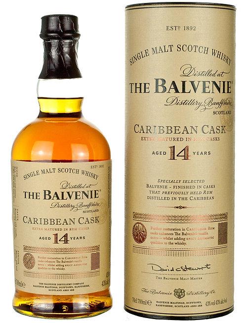 Balvenie Caribbean Cask 14 yo 700ml