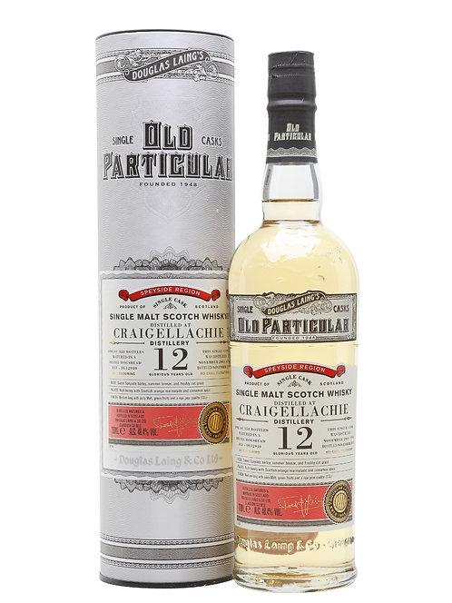Douglas Laing's Old Particular Craigellachie 12yo
