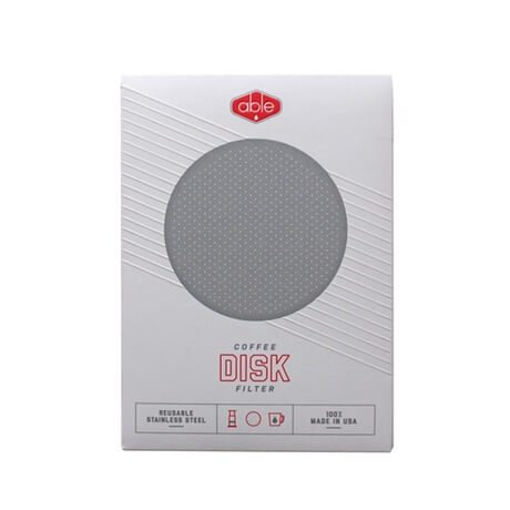 Stainless Steel Filter Disk for Aeropress & Bruer