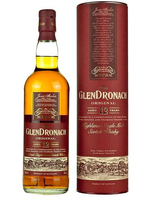 Glendronach 12 y.o 700ml
