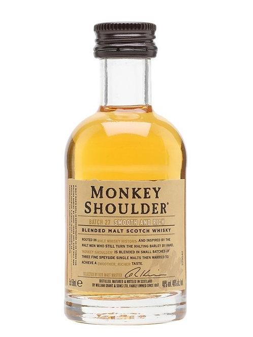 Monkey Shoulder Blended Malt 50ml