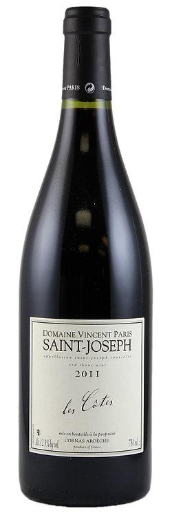 Domaine Vincent Paris Saint-Joseph Les Cotes 2018 750ml