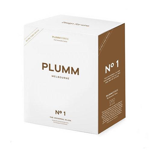 Plumm No.1 The Universal Glass