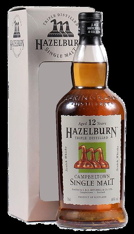Hazelburn 12yo Sherry cask