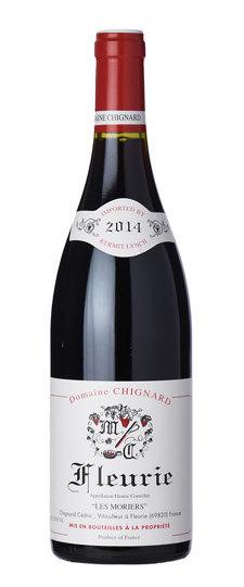 Domaine Chignard Fleurie 'Les Moriers' 2018 750ml