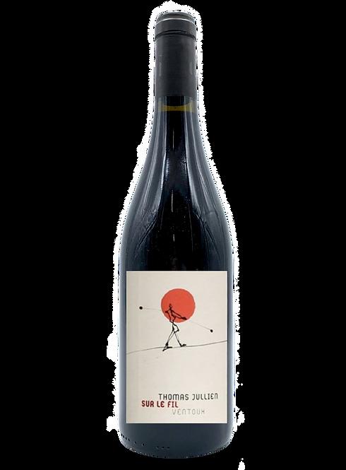 Thomas Jullien 'Sur le Fil' Côtes du Ventoux Rouge  750ml