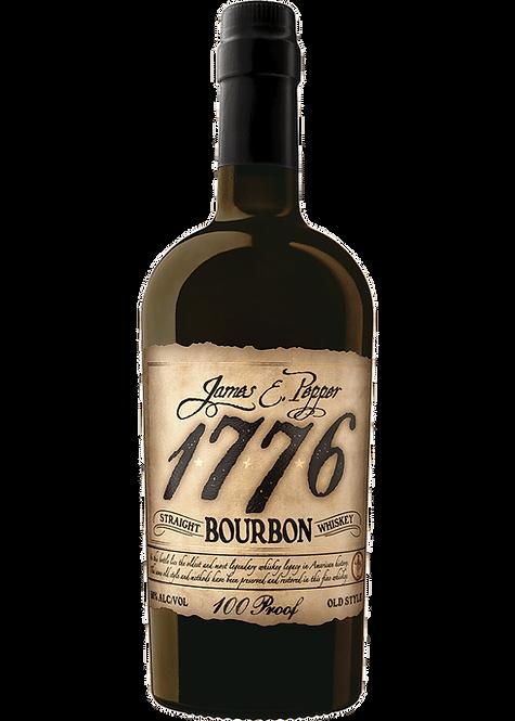 James E Pepper 1776 Bourbon