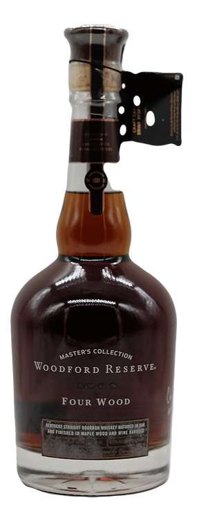 Woodford Reserve Master's Collection Four Wood Bourbon Whiskey (700ml)