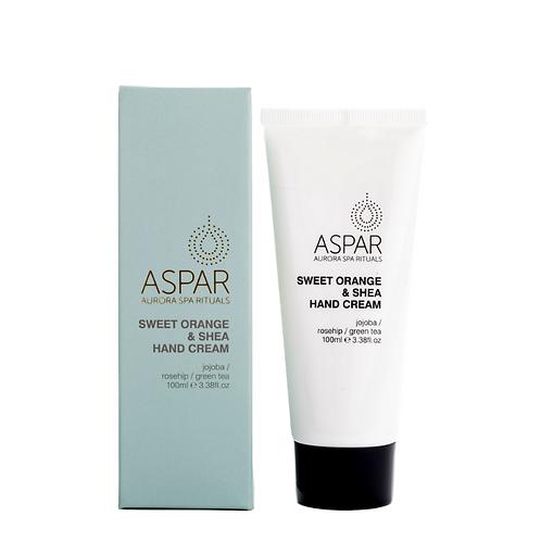 Aspar Sweet Orange & Shea Hand Cream 100ml