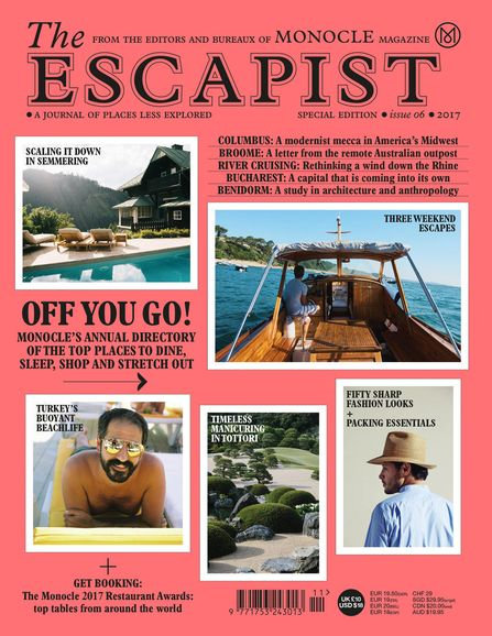 Monocle The Escapist - Issue 06