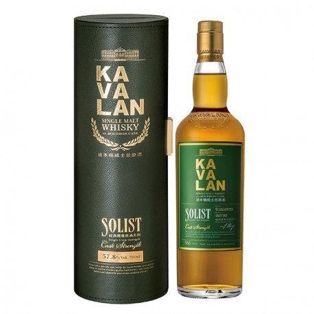 Kavalan Solist Ex Bourbon 700ml