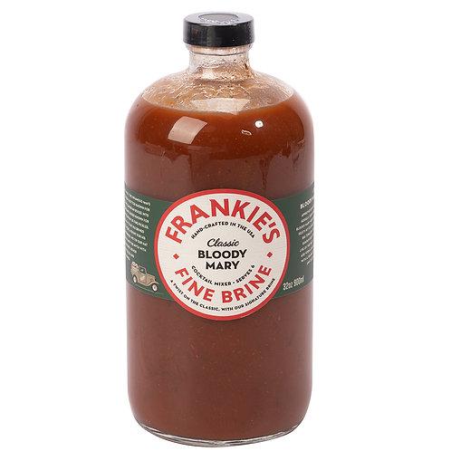 Frankie's Fine Brine Bloody Mary