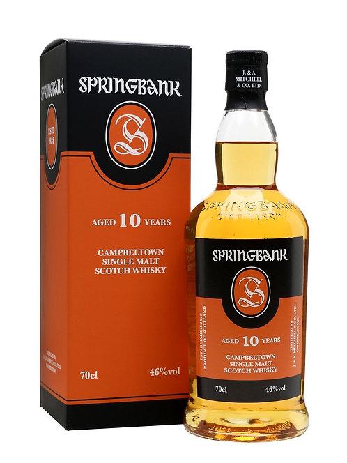 Springbank 10yo