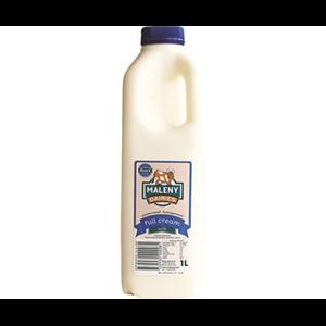 Maleny Full Cream Milk 1lt