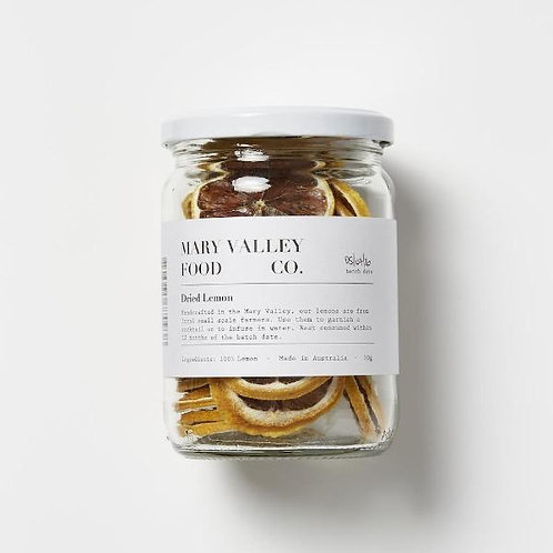 Mary Valley Food Co. Dried Lemon