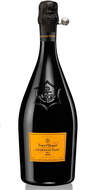 Veuve Clicquot Grand Dame Champagne 2004 750ml