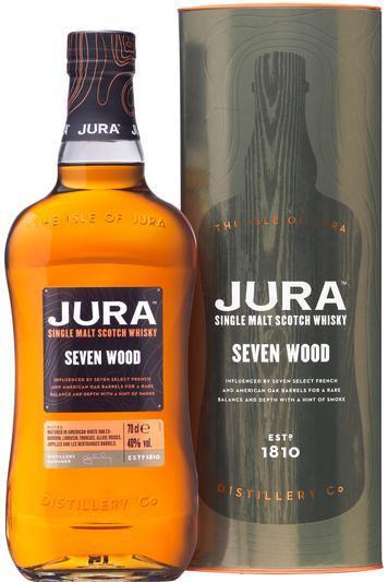 Jura Seven Wood 700ml