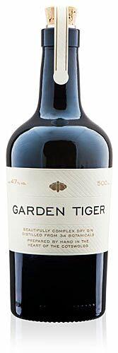 Capreolus Distillery Garden Tiger Gin 500ml