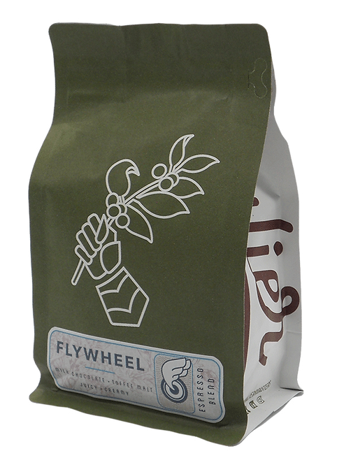 Cavalier Coffee Flywheel 250g
