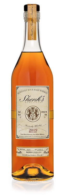 Shenk's Homestead Small Batch Kentucky Sour Mash Whiskey 750ml