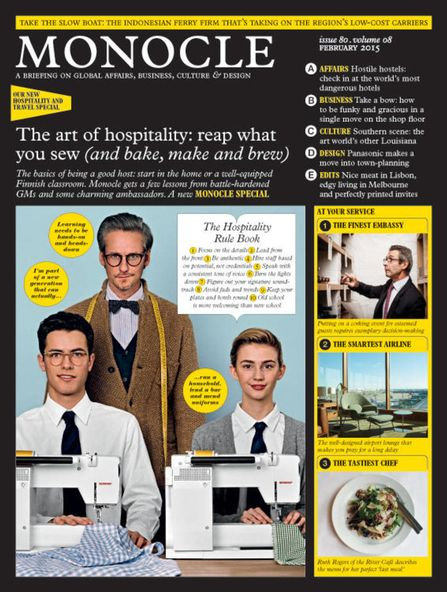 Monocle - Issue 80