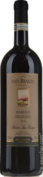 San Biago Barolo DOCG 750ml