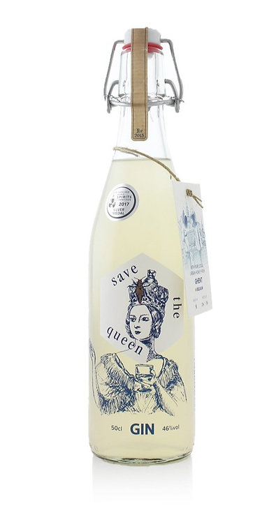 Save the Queen Honey Gin