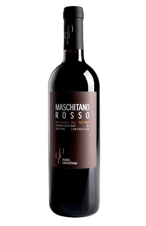 Musto Carmelitano 'Maschitano Rosso' Aglianico Del Vulture 2014 750ml