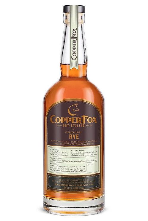 Copperfox Original Rye