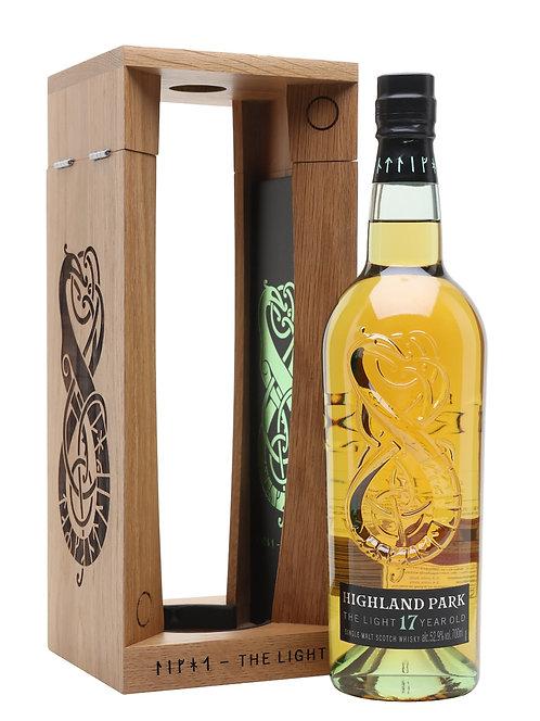 Highland Park 17 Years Old The Light Single Malt Scotch Whisky 700ml