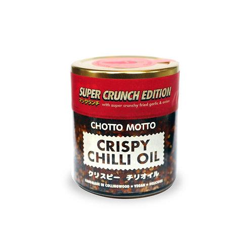 Chotto Motto Chilli Oil Super Crunch Edition