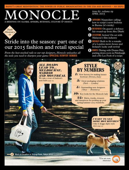 Monocle - Issue 82