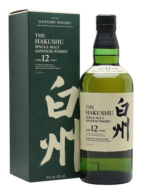 Suntory Hakushu 12yo 700ml
