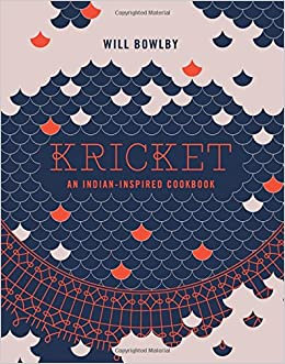 Krickett - An Indian-inspired Cookbook