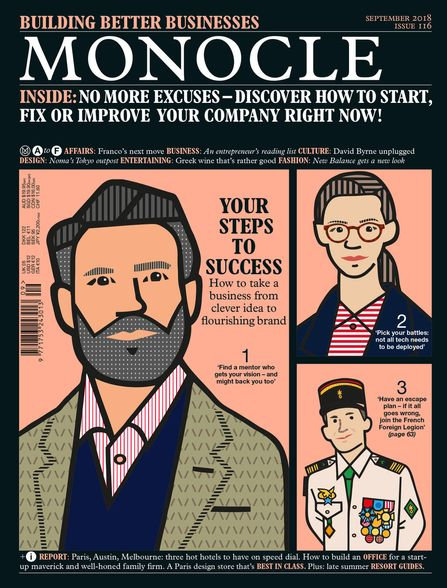 Monocle - Issue 116