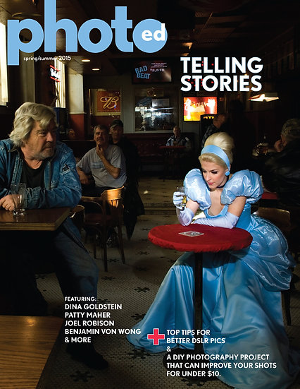 Spring 2015: Telling Stories - Issue #43