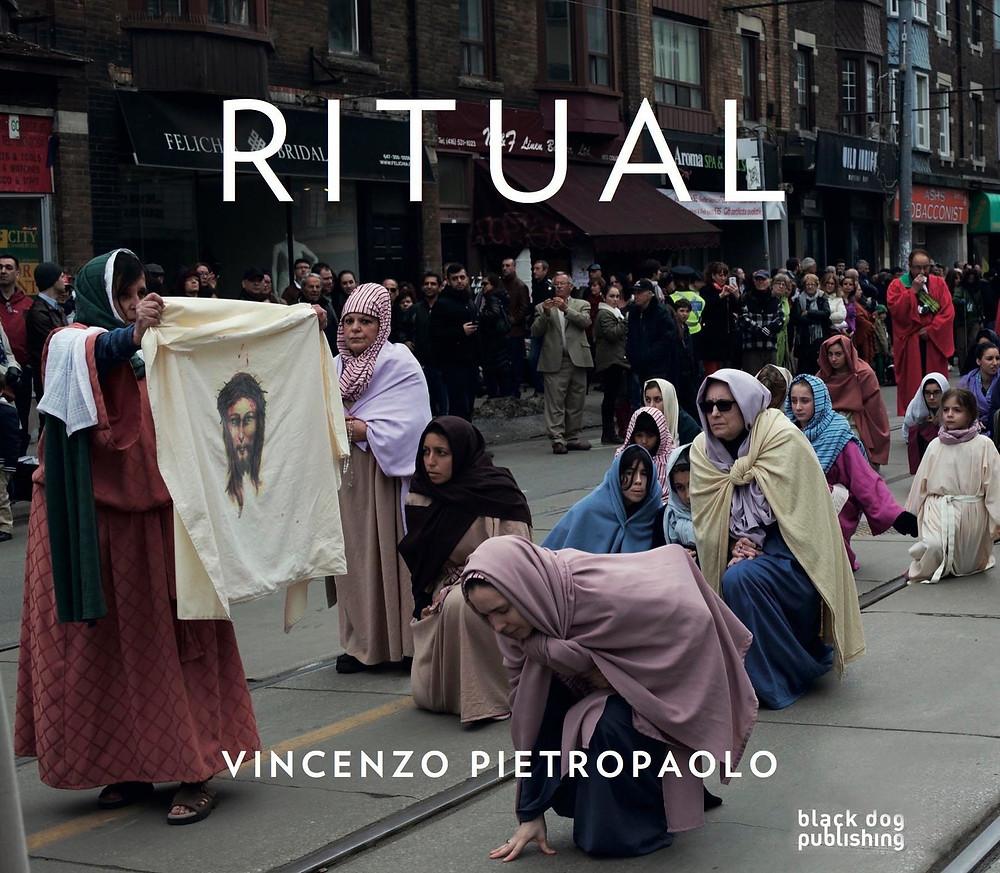 Vincenzo Pietropaolo photo book