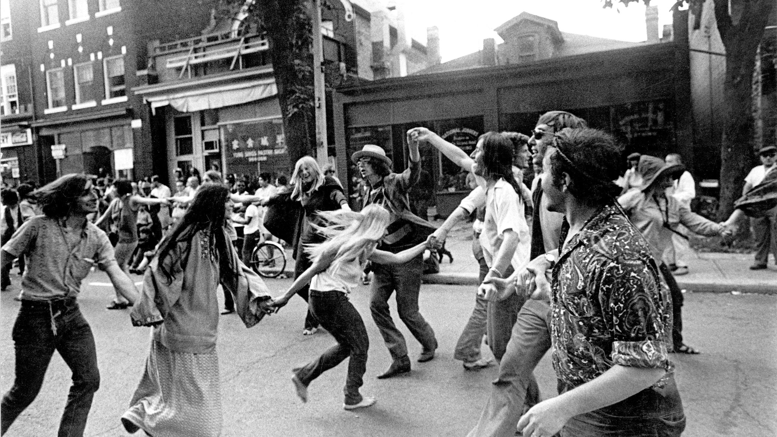 Dance on Balwin St. Toronto