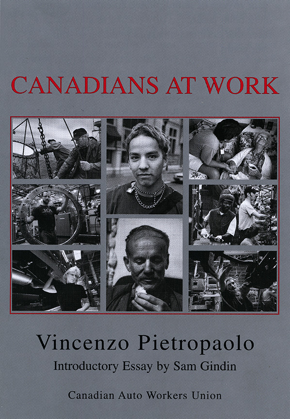 Canadians at Work_book cover
