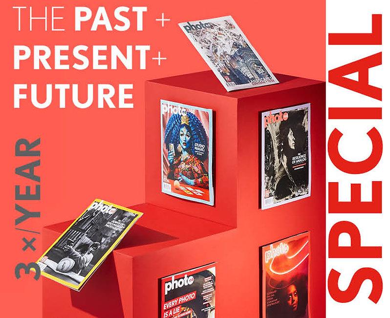 Past, Present + Future