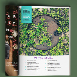 this issue features Canadian photographers taking on eco issues
